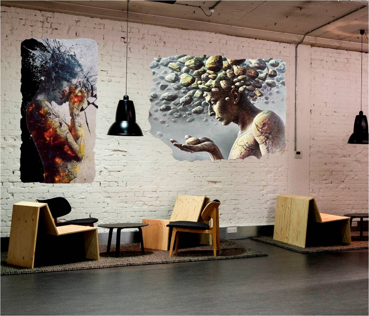 Art for Professional Offices and Work Space