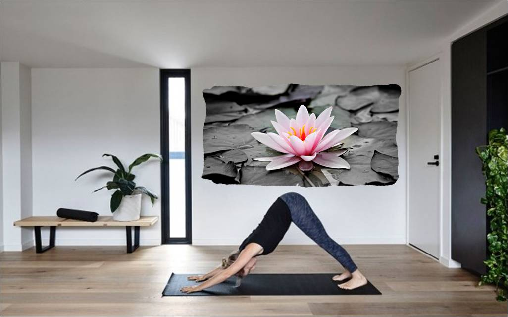 Art for Your Yoga Studio or Room