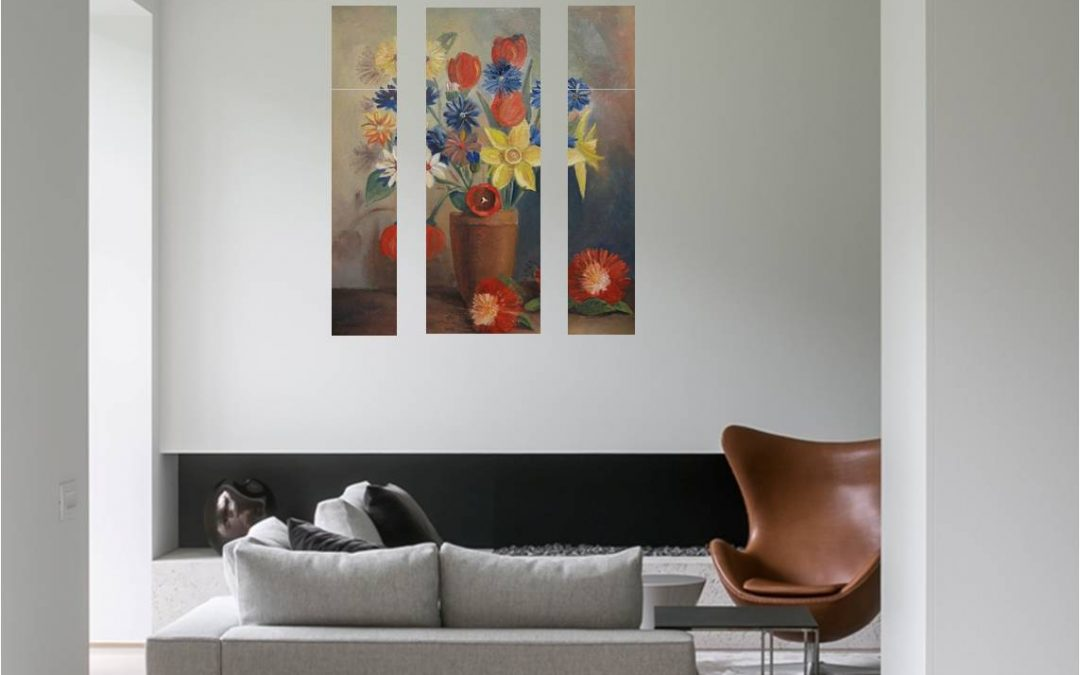 home staging art