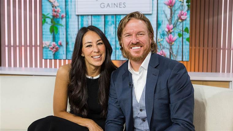 Joanna and Chip Gaines, the Waco Texas Power Couple