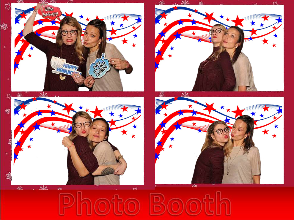photo booth patriot backdrop