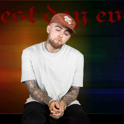 mac miller good day poster