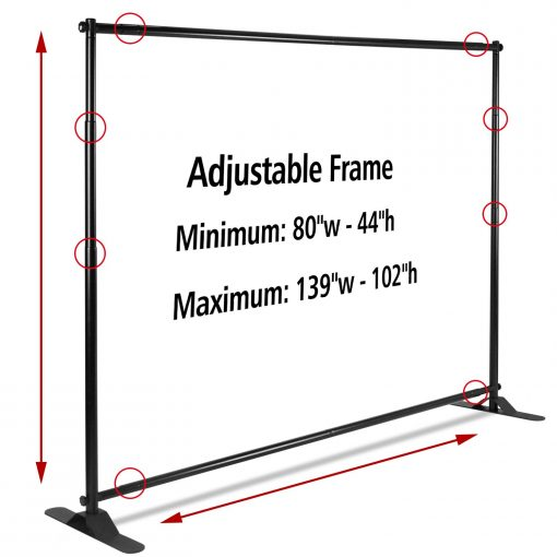 backdrop stand heavy duty