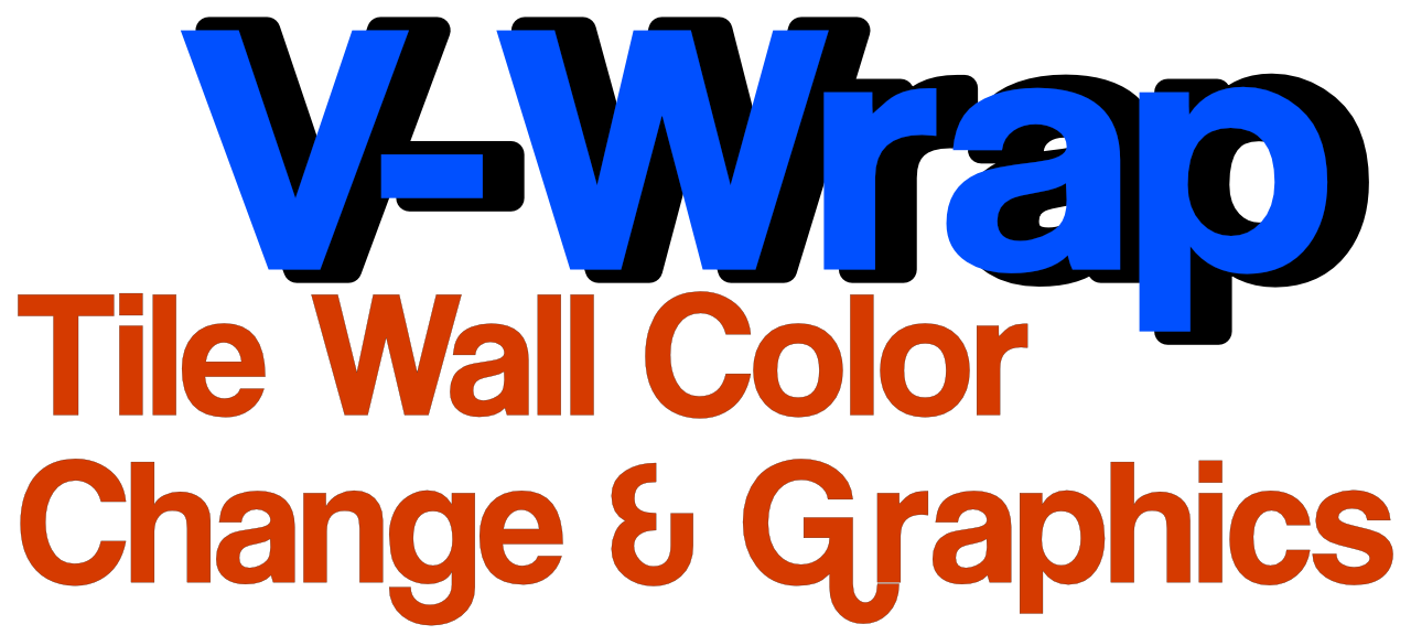 v-wrap wall tile color