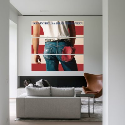 bruce springsteen cover wall art