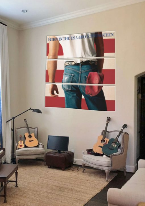 springsteen cover wall art